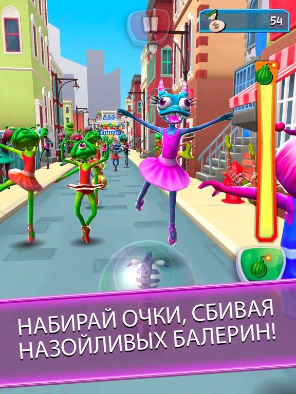 Балерина для iPad