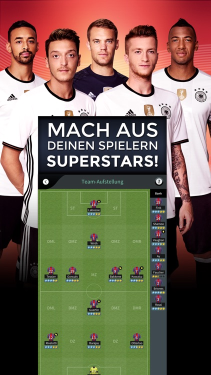 Goal One - DFB Fußball Manager screenshot-4