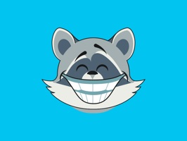 Raccoon - Stickers for iMessage