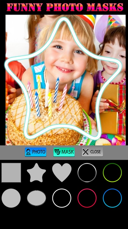 Happy Birthday Photo Frames + Stickers screenshot-1
