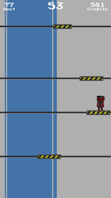 Platform Peril screenshot two