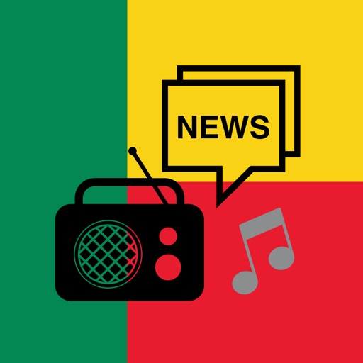 Benin All Radios, Music & News For Free