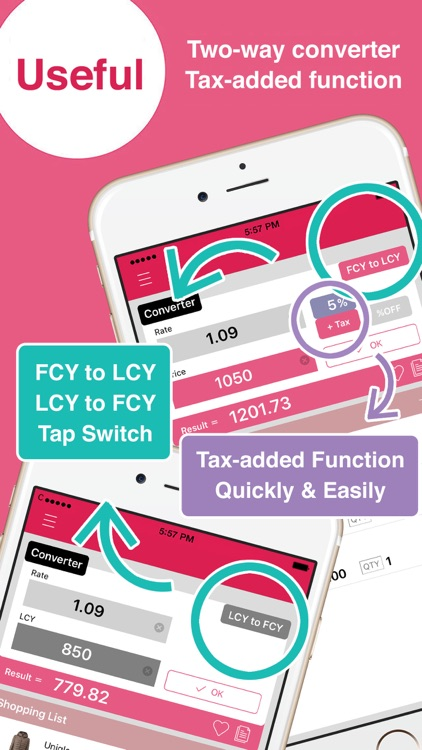 MoneyUP 〜 Fast Currency Converter
