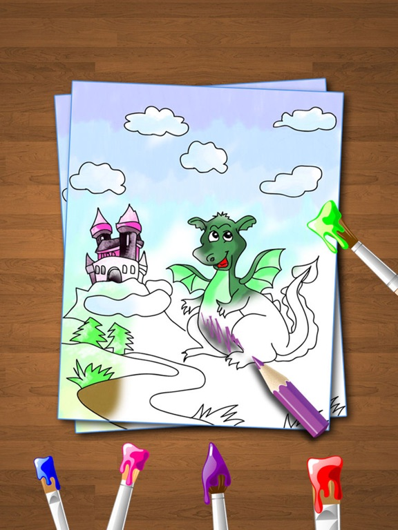Coloring Book for Kids: Animal для iPad