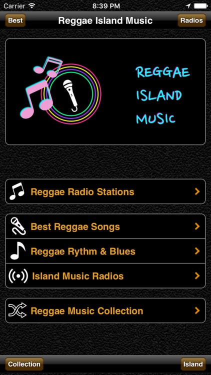 Reggae Island Music