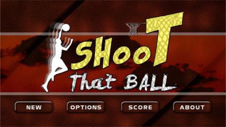 Shoot That Ball – Arcade Basketball Game Free