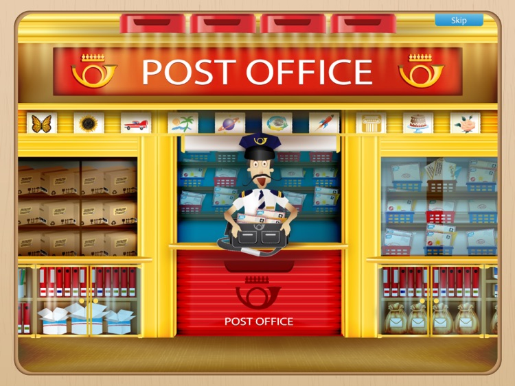 Sequencing Post Office screenshot-3