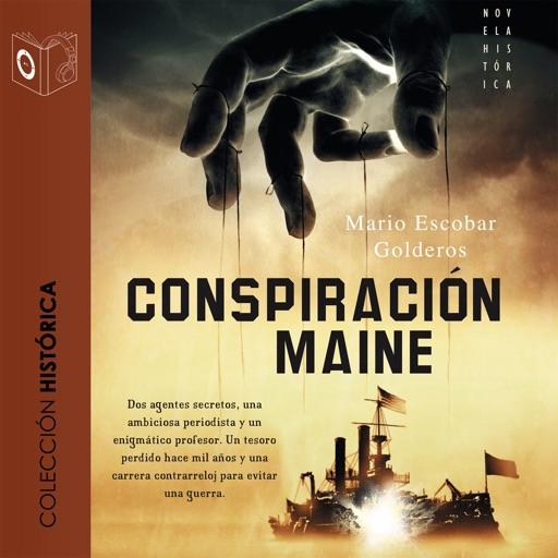La conspiración del Maine - Audiolibro