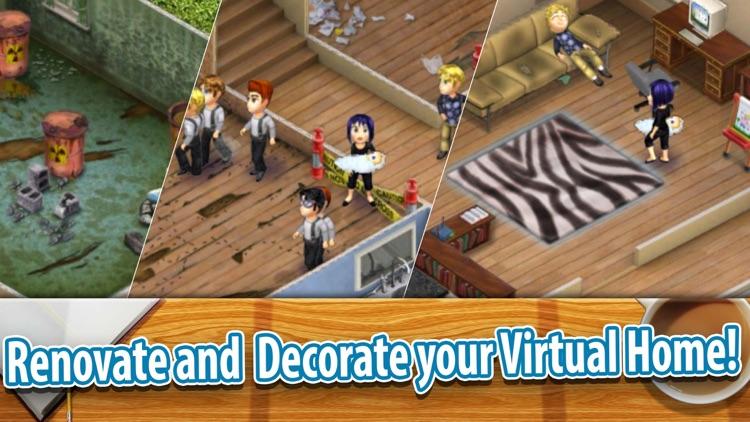 Virtual Families 2 Dream House screenshot-3