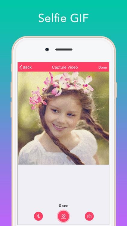 Gif Maker Free - Video to Gif, Photo to gif screenshot-3