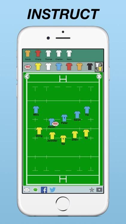 My Lineup PRO: Soccer, Rugby, Baseball, Hockey ... screenshot-3