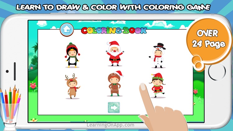 Shapes & Coloring Games: Kids toddlers learning by Jeerasak ...