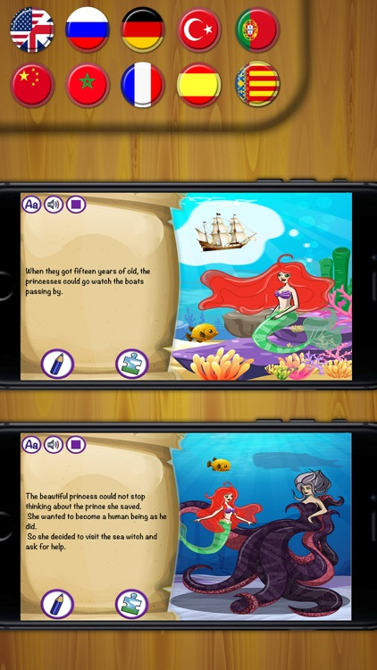 The Little Mermaid Classic tales - Premium