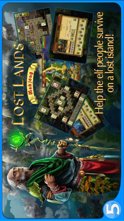 Lost Lands Mahjong Premium