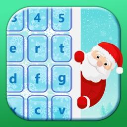 Christmas Keyboard Theme Color Holiday Keyboards