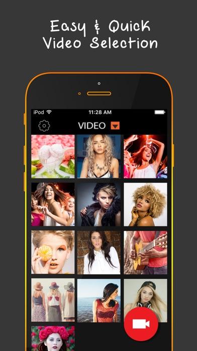 Screenshot #8 for Music Video Maker - Video Editing, Video Recorder