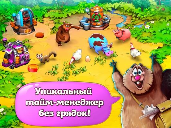 Веселая Ферма для ВКонтакте на iPad
