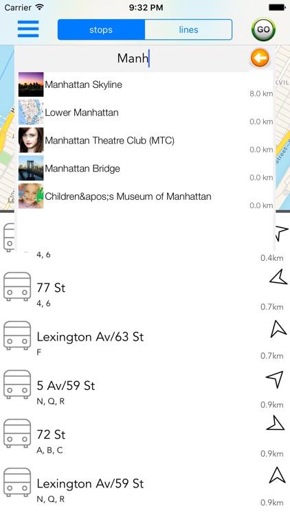 New York City Subway Travel screenshot-3