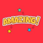 AMAZING Comic Style Balloons Sticker Pack icon