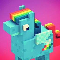 Little Pony Craft: Pixel World - Game for Girls