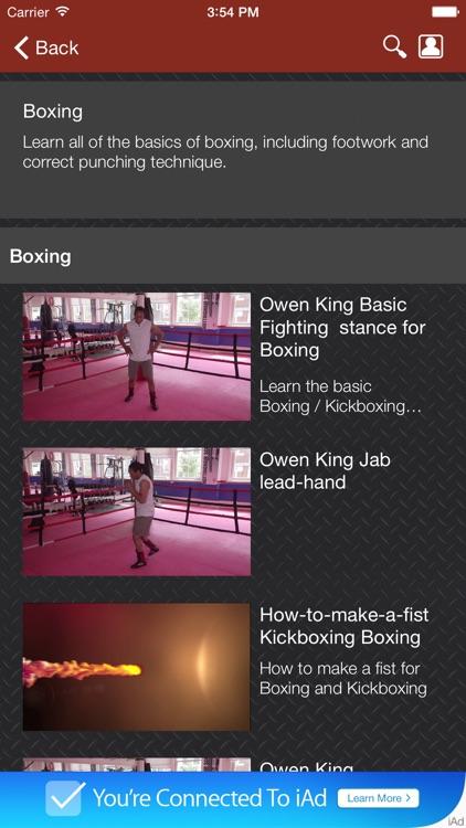 Fighter Training screenshot-4