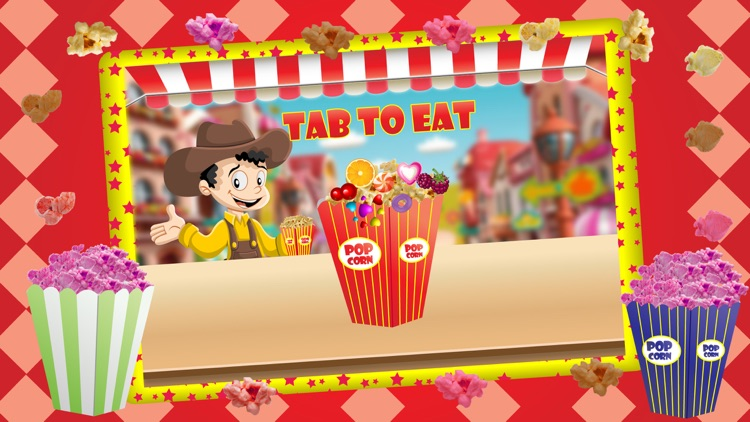 Popcorn Maker Cooking Games for kids screenshot-1
