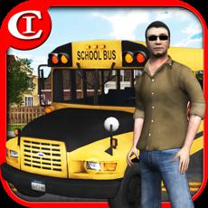 Activities of Crazy School Bus Driver 3D