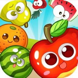 Happy Fruits Match Crush