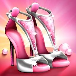 High Heels Designer Games – Modern Shoes for Girls