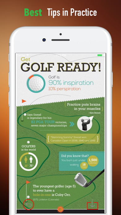 Golf for Beginners-Video Lessons and Reference screenshot four