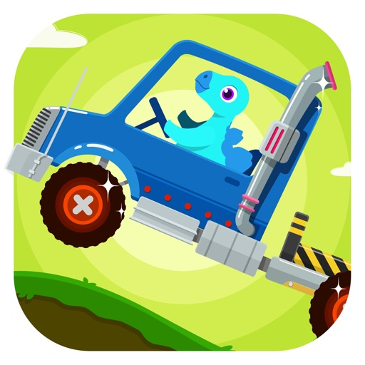 Dinosaur Truck - Driving Simulator Games For Kids