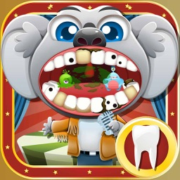 Crazy Pet Dentist– Little Teeth Game for Kids Free