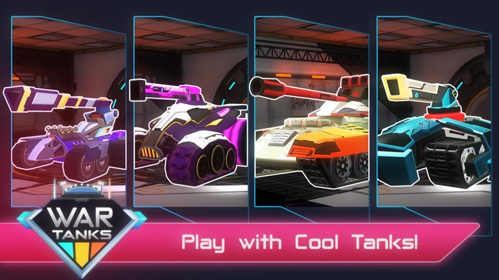 War Tanks Multi Player Cheat Codes