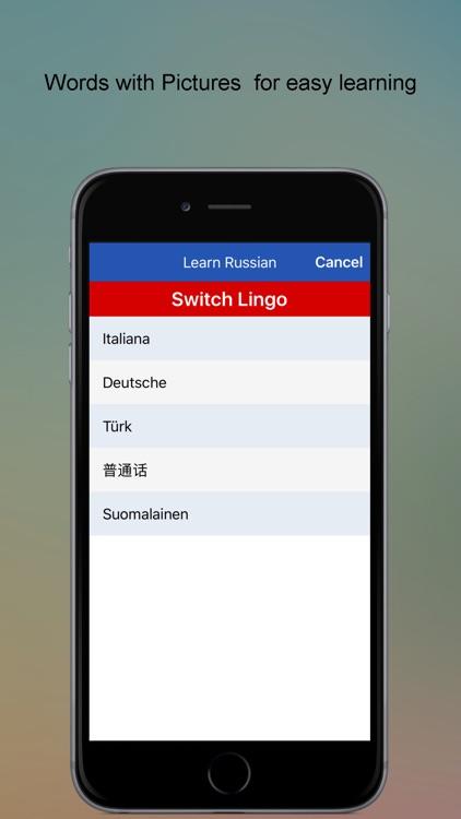 Learn Russian Language screenshot-4