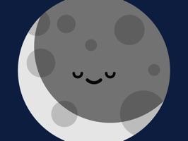 Moonie Face Sticker Pack