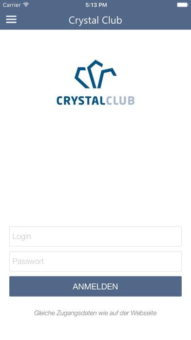Crystal ClubScreenshot von 1
