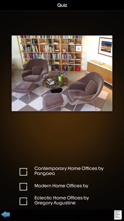 Home Office Design Inspiration screenshot-4