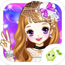 冰雪公主的浪漫婚礼-女孩爱玩的换装游戏
