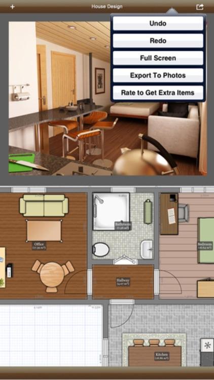 Home Plan 3D - Interior Design & House Floorplan screenshot-4