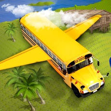Activities of Flying Bus Stunts : Flight Simulator 2016