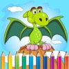 Dinosaur Coloring Book All Pages Free For Kids HD Reviews