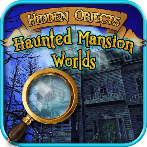 Hidden Objects Haunted Mansion Worlds Adventure