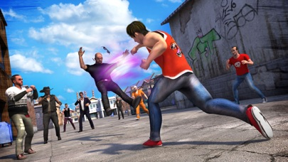 Angry Fighter Attack screenshot four