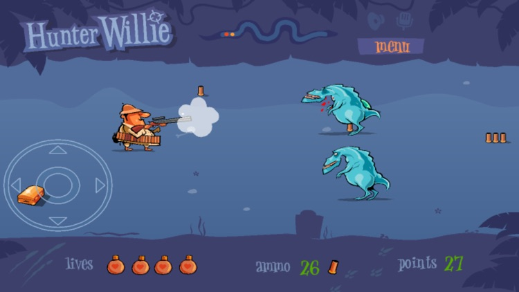 Hunter Willie: hunting adventure game