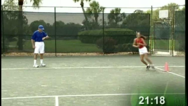 Tennis Secrets - A Successful Start Pat Etcheberry screenshot-3