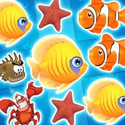 Star Fish Match 3