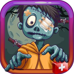 Zombie Surgery Doctor – Crazy monster surgeon game