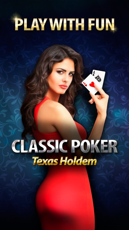 Classic Poker - Texas Holdem screenshot-0