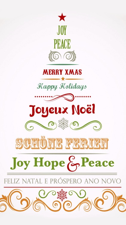 Merry christmas greeting messages 2016 pro by valenapps merry christmas greeting messages 2016 pro screenshot 3 m4hsunfo