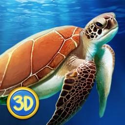 Ocean Turtle Simulator: Animal Quest 3D Full